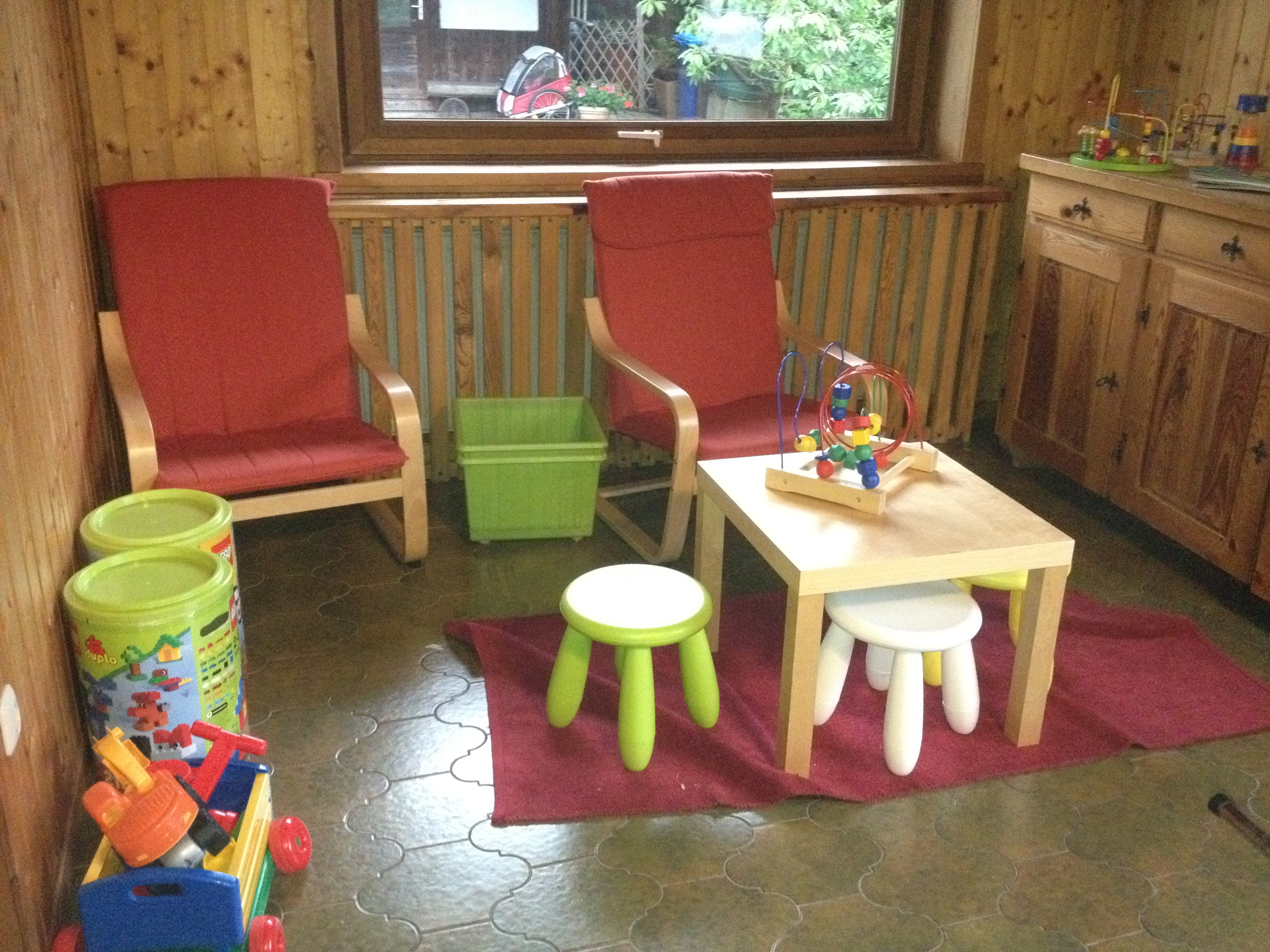 Baby Toys at Bavarian Forest Holidays