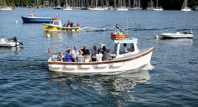 The Fowey Boat