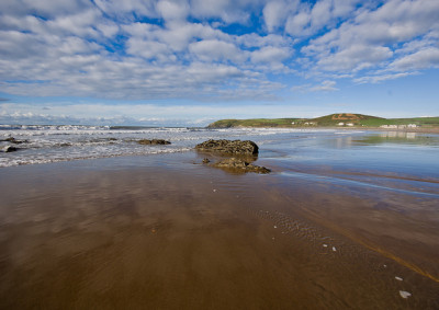 Croyde Bay in Devon