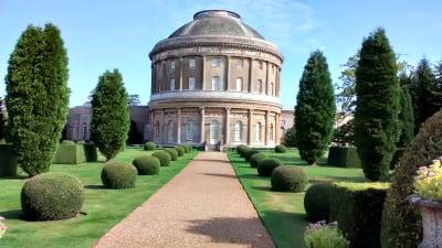 The Rotunda on the Ickworth estate