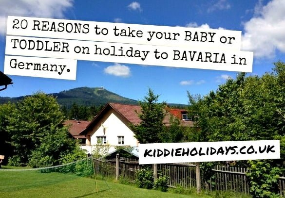 20 reasons to take your baby or toddler on holiday to bavaria pinwords
