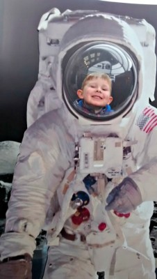 Matthew the Astronaut