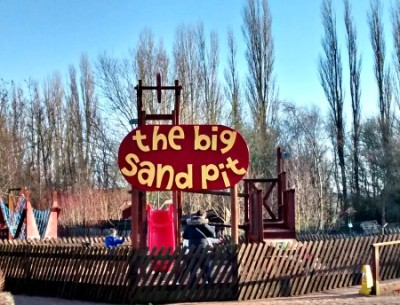 the big sandpit