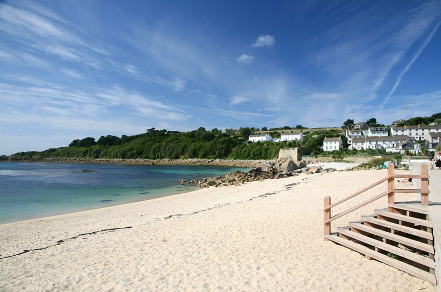 Places to stay with babies and toddlers in cornwall