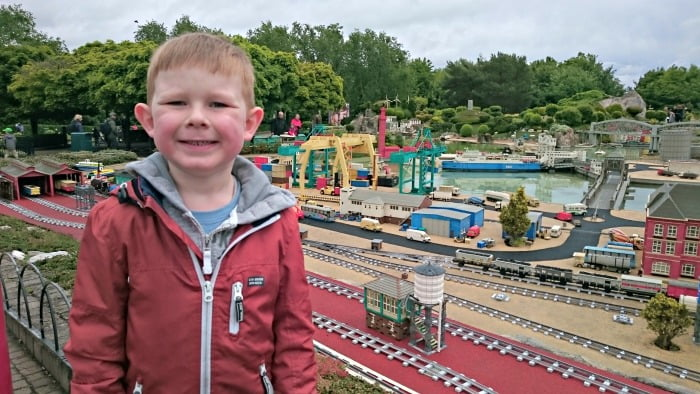 Legoland with a baby or toddler