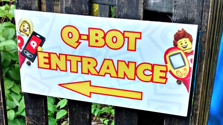 The QBOT Entrance