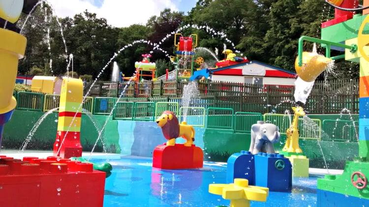 Splashland at Legoland