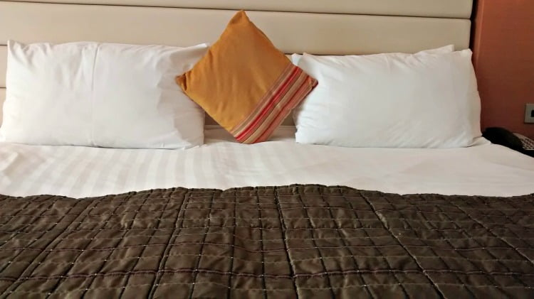 A Bed at the Telford Hotel and Golf Resort