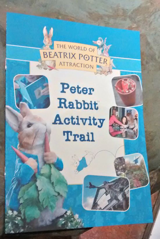 The Peter Rabbit Activity Trail