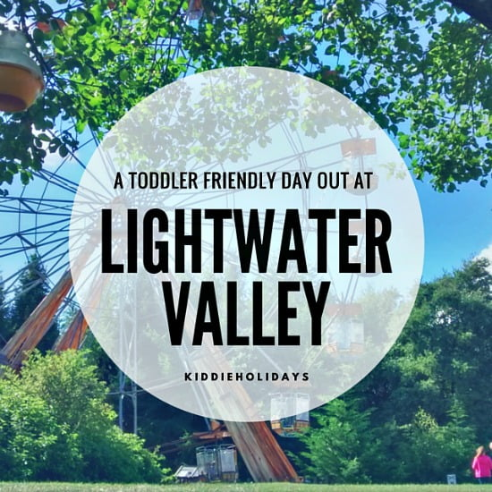 lightwater valley 550