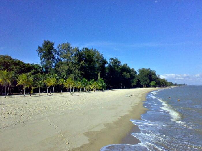 East Coast Park Beach