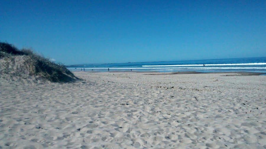 Bambrugh Beach