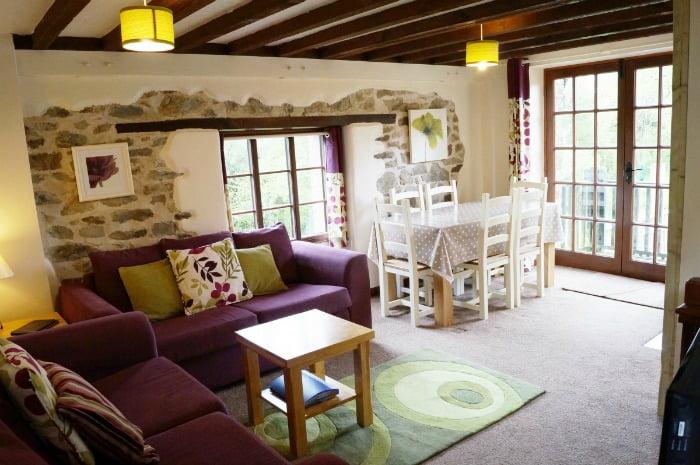 Jemima Cottage at North Hayne Farm