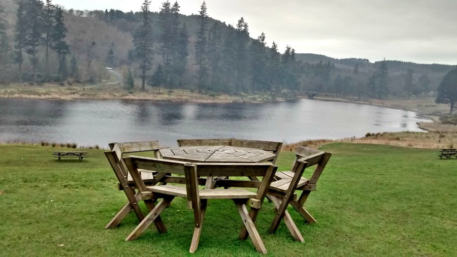 Picnic at Cragside