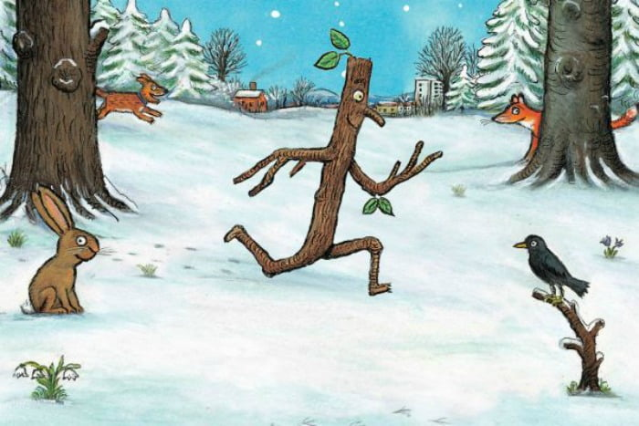 The Stick Man Trail at Kielder Forest
