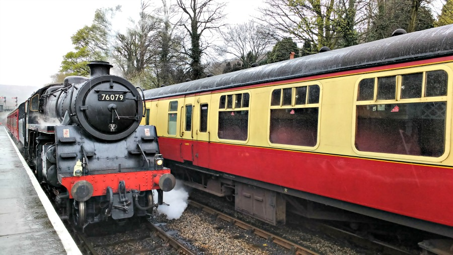 A Day Out on the North York Moors Railway