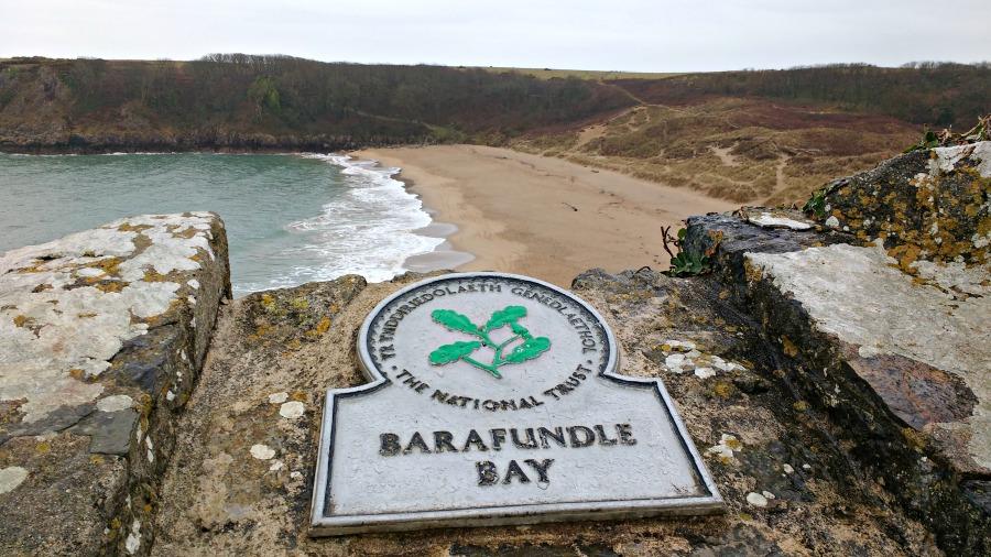 Baradfundle Bay