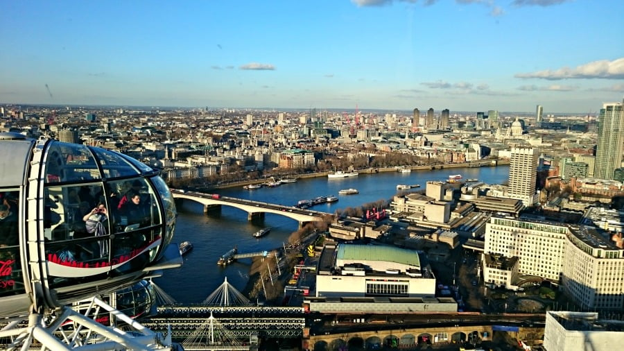 A Toddler Friendly Weekend in London