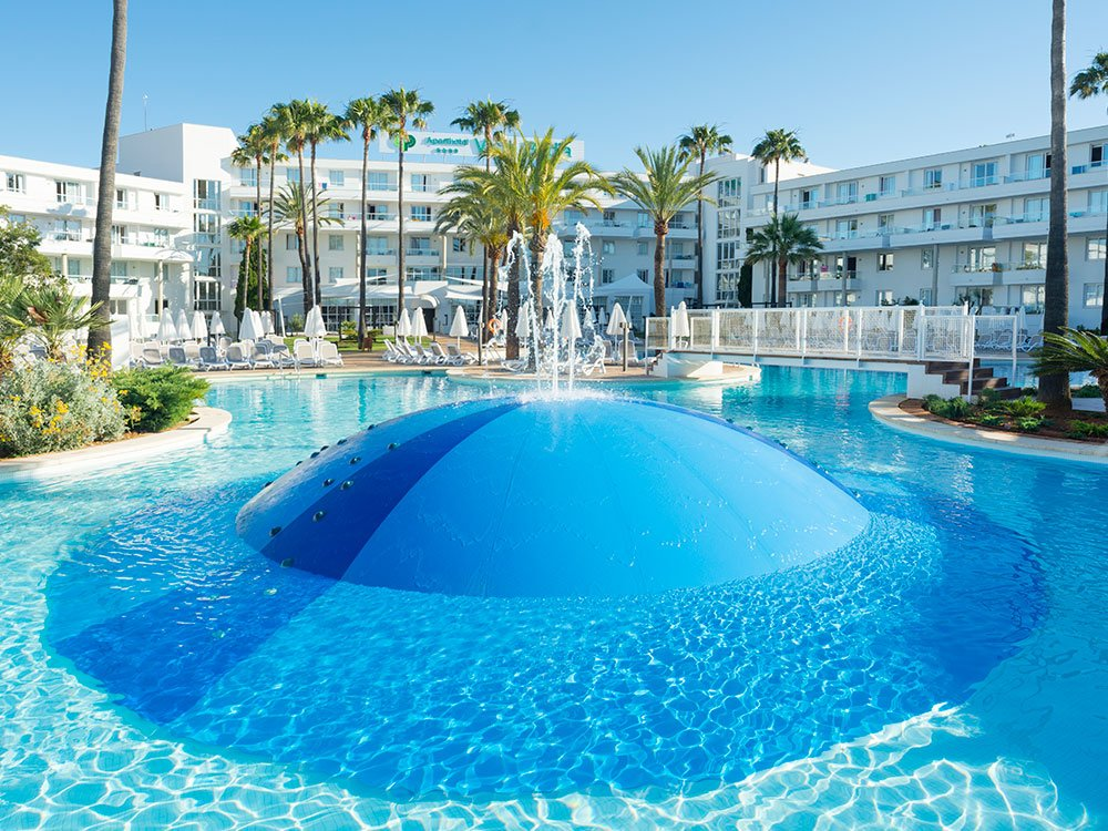 Protur Vista Badia Aparthotel - hotel for toddlers in majorca
