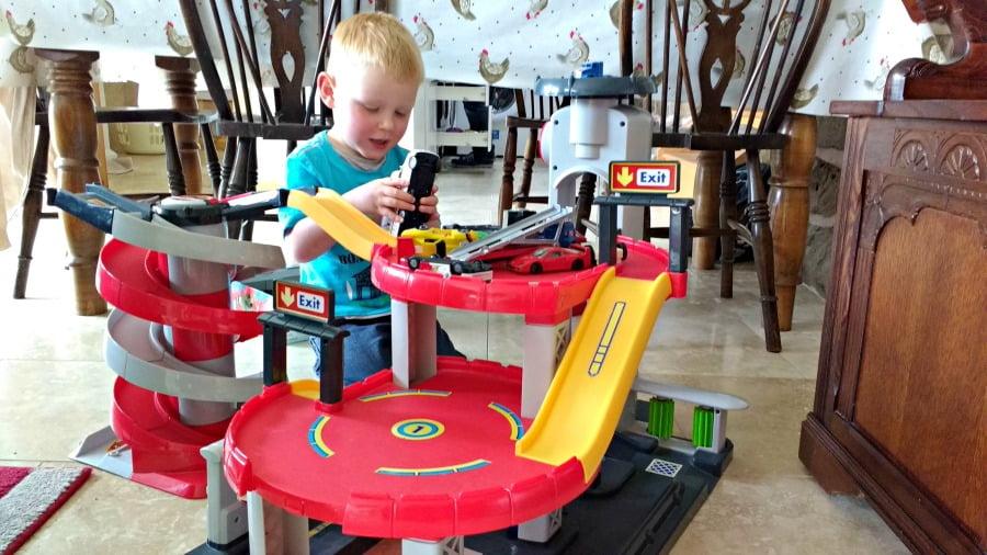Toys at Upper Greenhills Farm