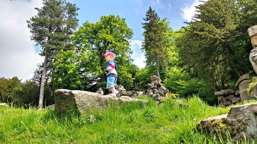 Paxton's Rock Garden