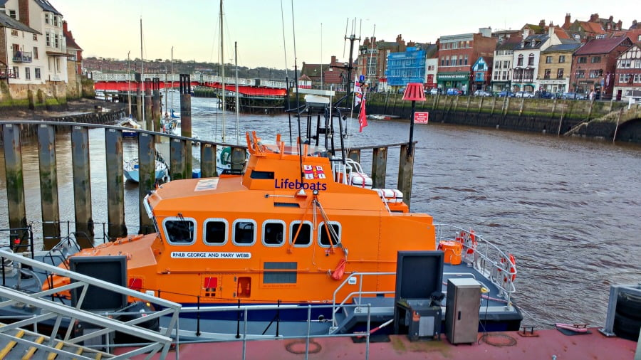 The Whitby Lifeboat