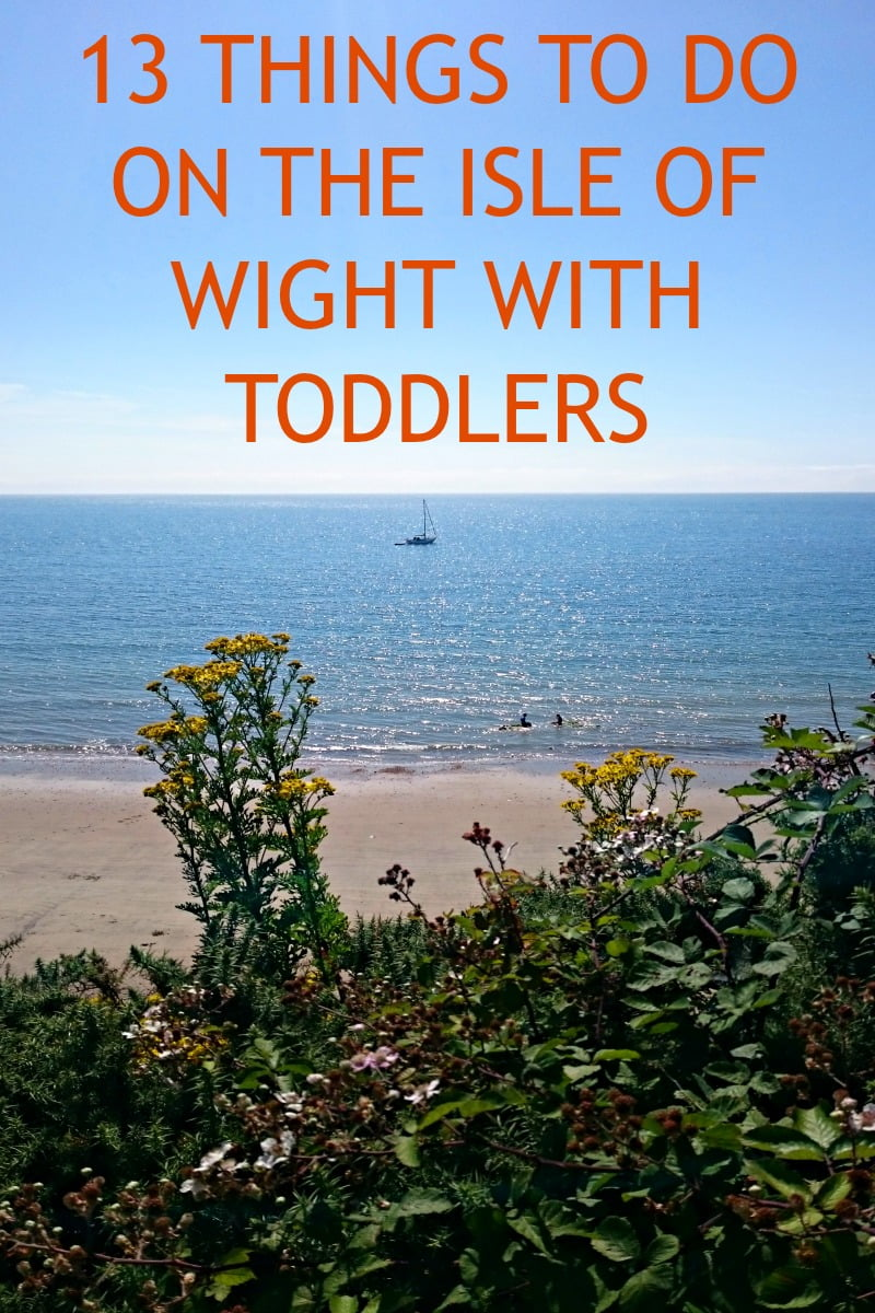 13 things to do on the isle of wight with toddlers