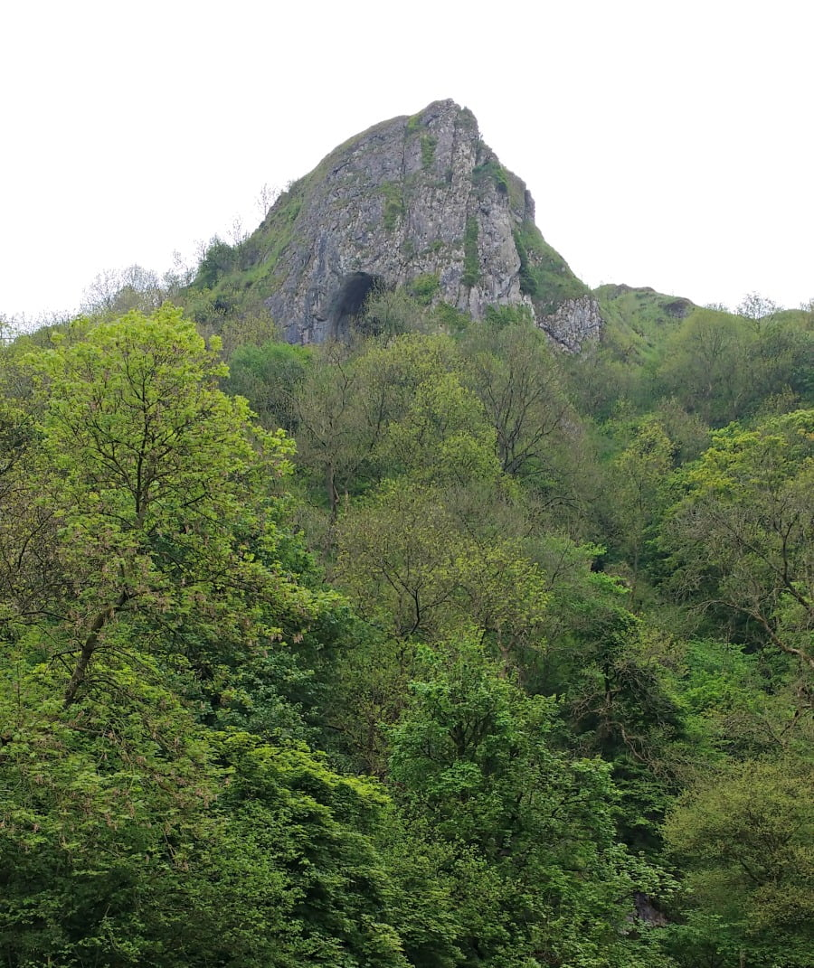 Thor's Cave on the Manifold Valley Trail