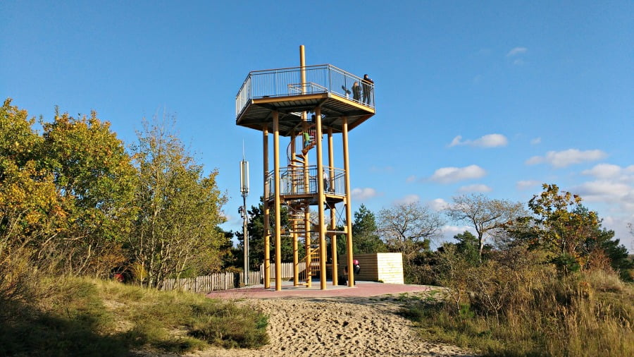 The Duinrell Watch Tower
