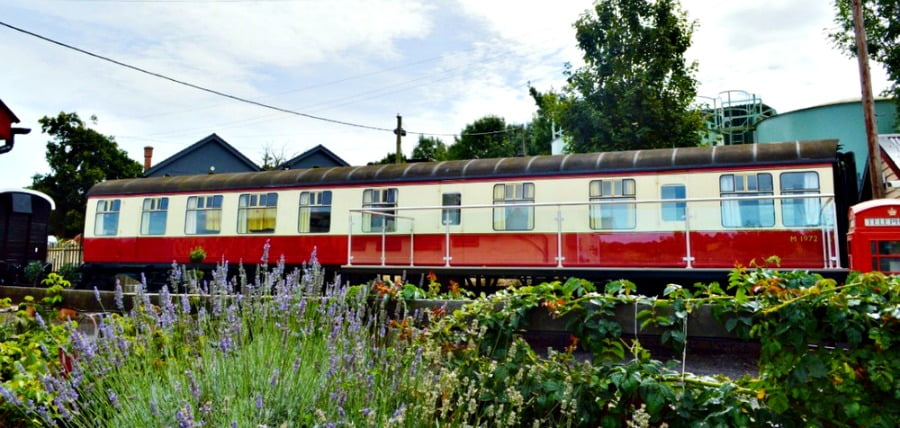 Railway Retreats – Northiam Steam Railway Station, East Sussex