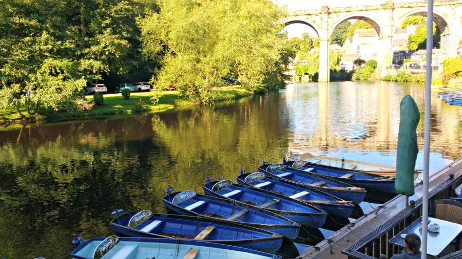 Knaresborough Boat Rides