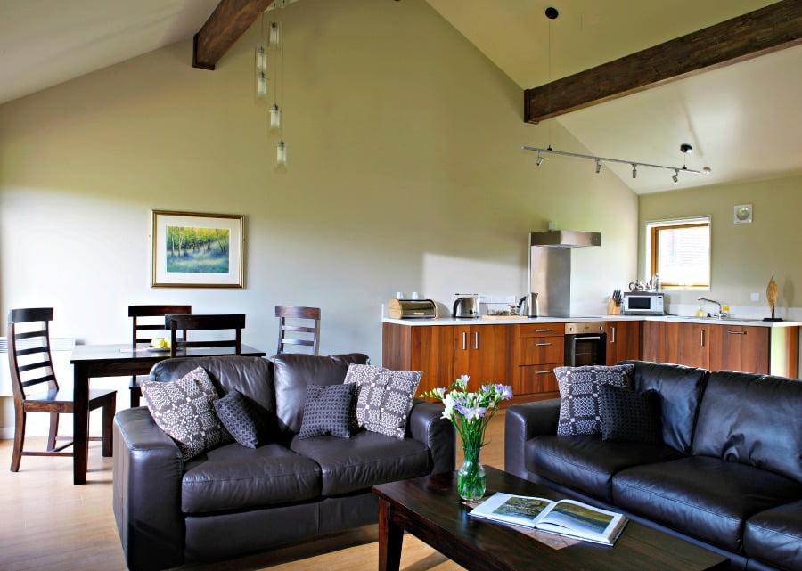 Caldey Lodge