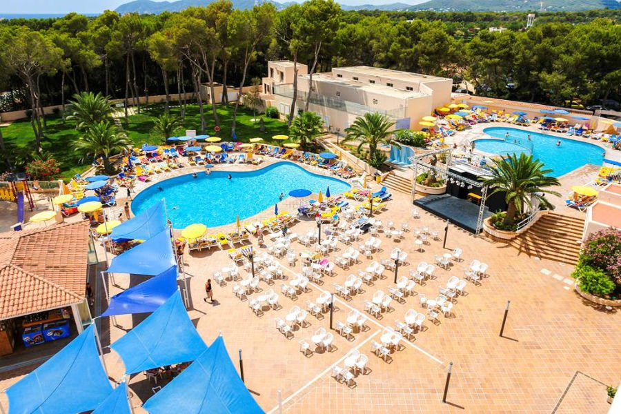 baby and toddler friendly hotel in ibiza