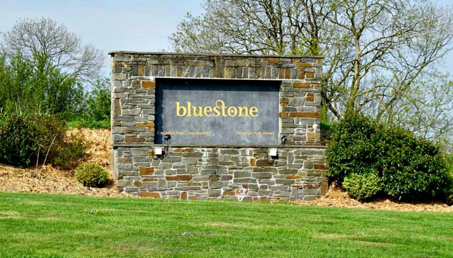 Bluestone with toddlers