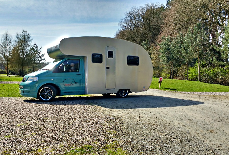 Sir James Quirky Campers
