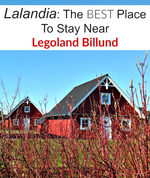 Lalandia - the best place to stay near Legoland Billund