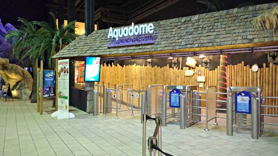 Aquadome at Lalandia