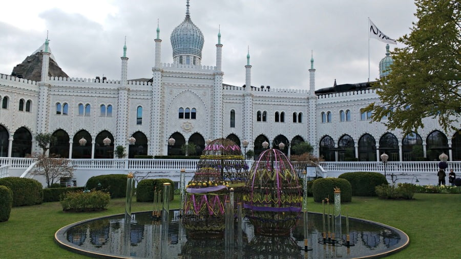 The Tivoli Gardens