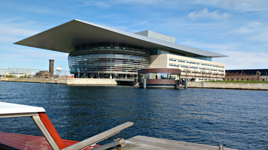 The Copenhagen Conference Centre