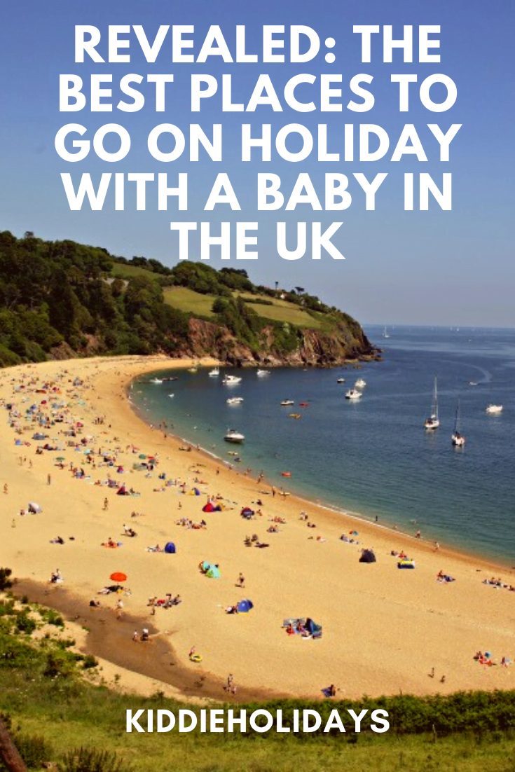 where can I go on holiday with a baby in the uk