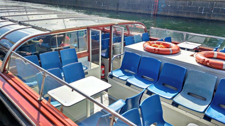 Stromma Boat Tour In Copenhagen