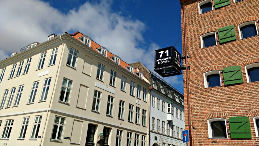The Nyhavn Hotel