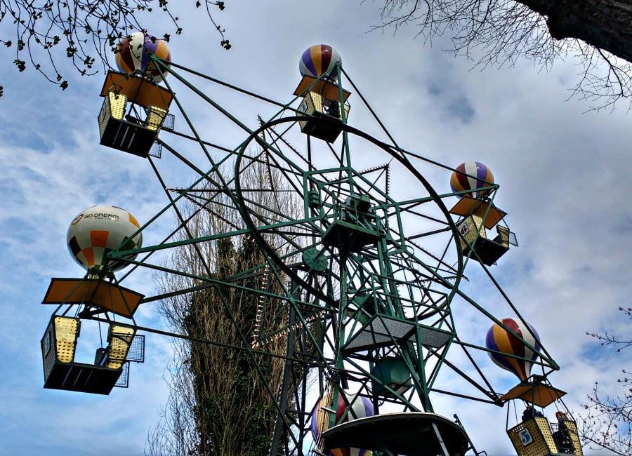 Ferris Wheel at Tivoli Gardens