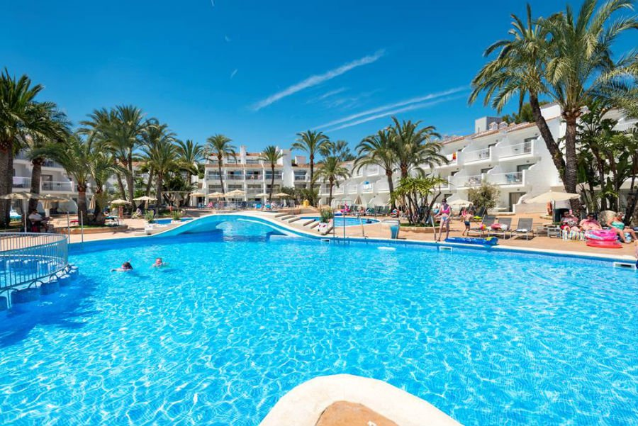 baby and toddler friendly hotel in majorca