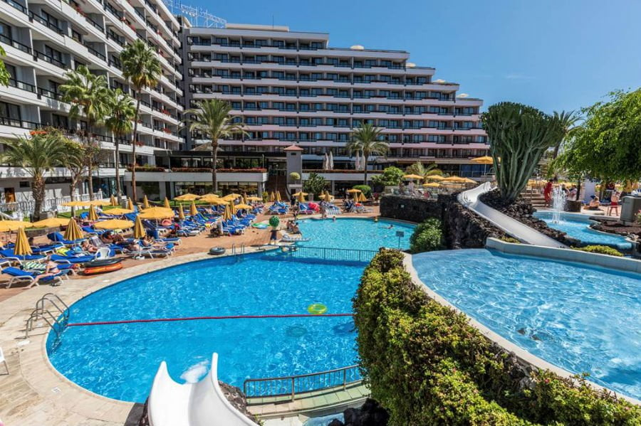 baby and toddler friendly hotel in tenerife