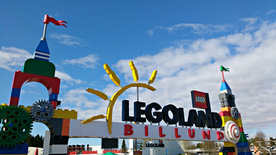 Legoland Billund with toddlers