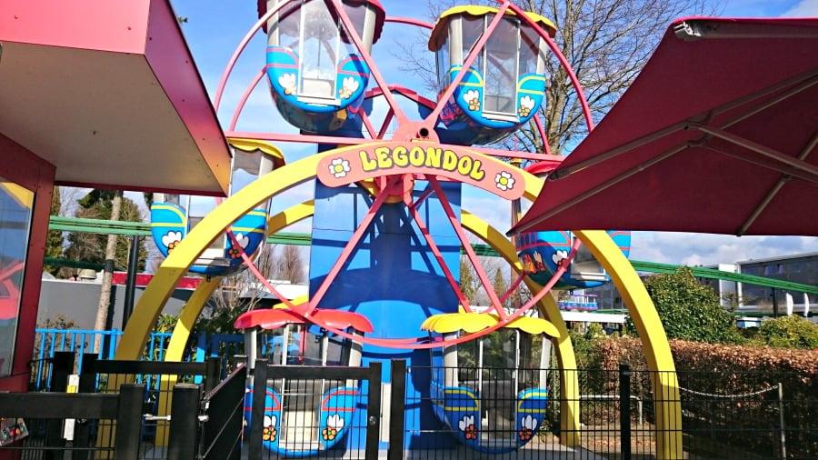 Ferris wheel at Legoland Billund