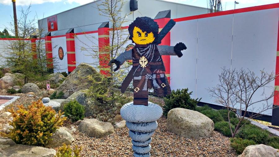 Ningjago Land at Legoland Billund
