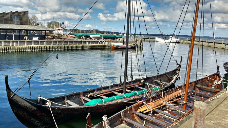 Roskile Viking Ship Museum