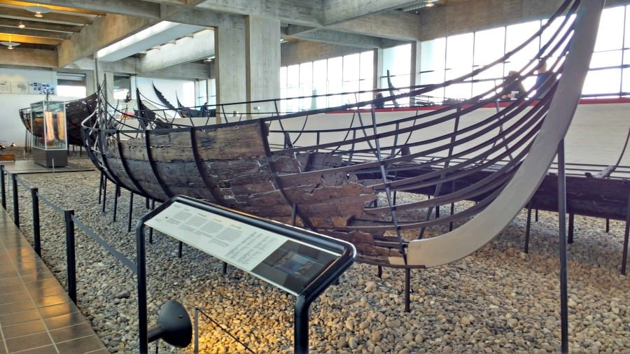 Roskilde Vikiing Ship Museum